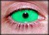 Зеленые склеры